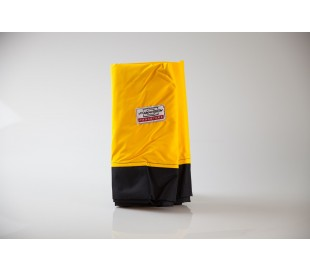 VOILE CAMERA PANAVISION BLEU/CAMERA COVER YELLOW