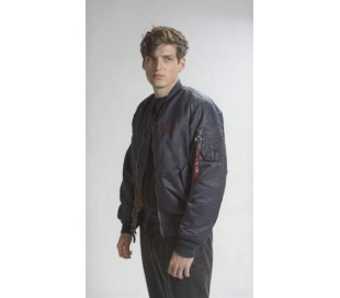 ALPLA BOMBER JACKET BLACK XL