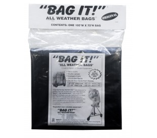 BAG IT/HOUSSE PROTECTION BLACK