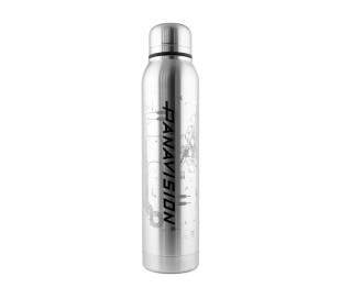 DXL SHEMATIC SILO BOTTLE(17oz) / 500ml color SILVER