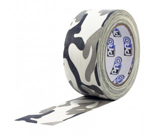 GAFFER CAMOUFLAGE (winter/white) CAMO DUCT 48mm x 25yds