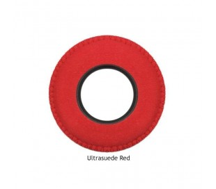 OEILLETON BLUESTAR ROND LARGE microfibre rouge