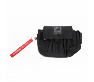 POCHETTE ASSISTANT Cinebags CB03 MEDIUM noire
