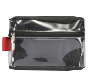 POCHETTE SAMAS CASES TRANSPARENTE LARGE